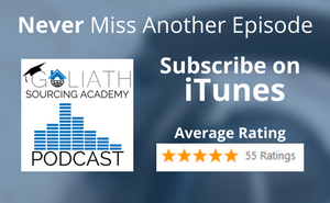 Goliath Sourcing Academy Podcast